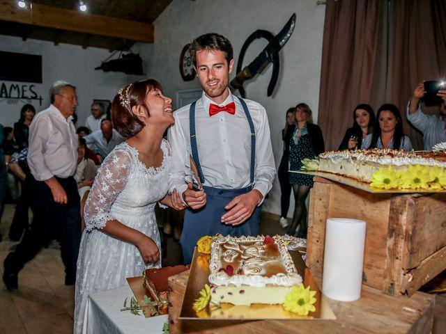 Le mariage de Amaury et Yuna à Saint-Jean-du-Bruel, Aveyron 22