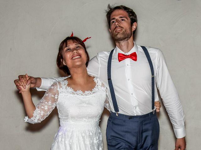Le mariage de Amaury et Yuna à Saint-Jean-du-Bruel, Aveyron 23