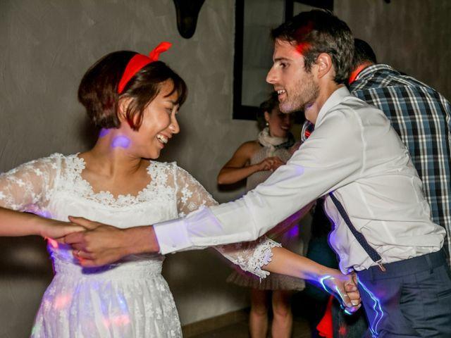 Le mariage de Yuna et Amaury