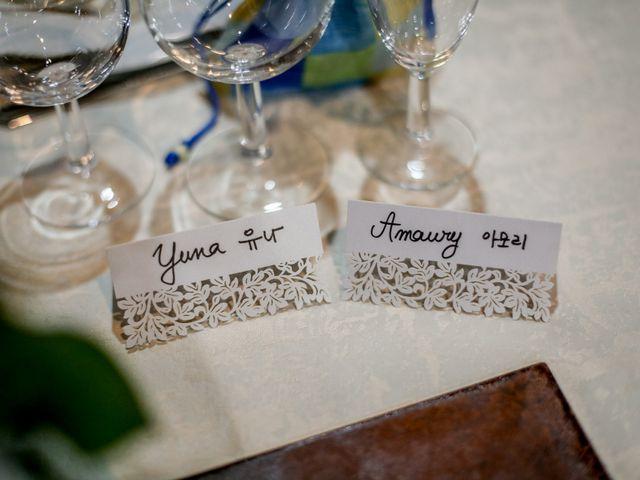 Le mariage de Amaury et Yuna à Saint-Jean-du-Bruel, Aveyron 27