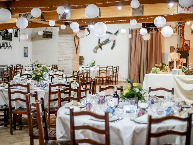 Le mariage de Amaury et Yuna à Saint-Jean-du-Bruel, Aveyron 29
