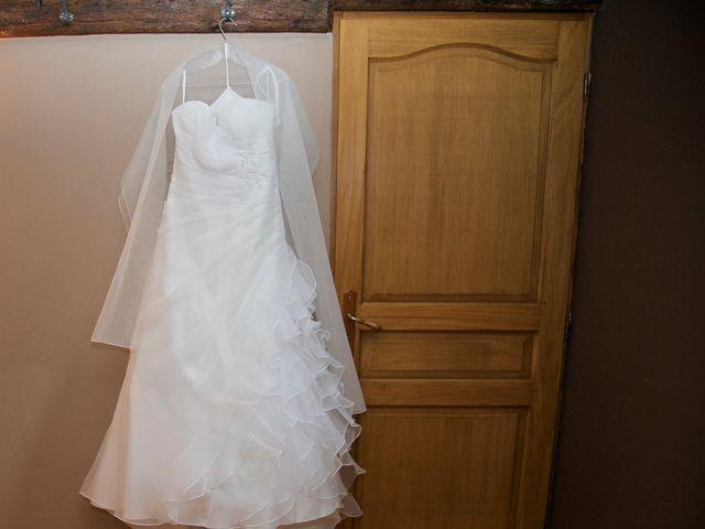 Le mariage de Corentin et Amandine à Bretteville-sur-Laize, Calvados 11