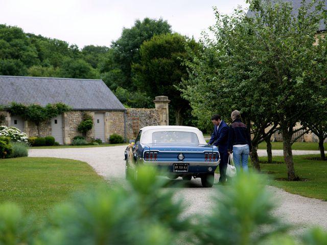 Le mariage de Corentin et Amandine à Bretteville-sur-Laize, Calvados 24