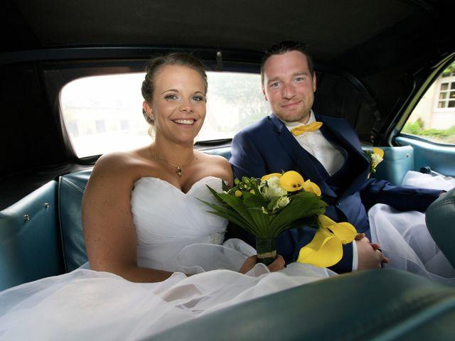 Le mariage de Corentin et Amandine à Bretteville-sur-Laize, Calvados 25