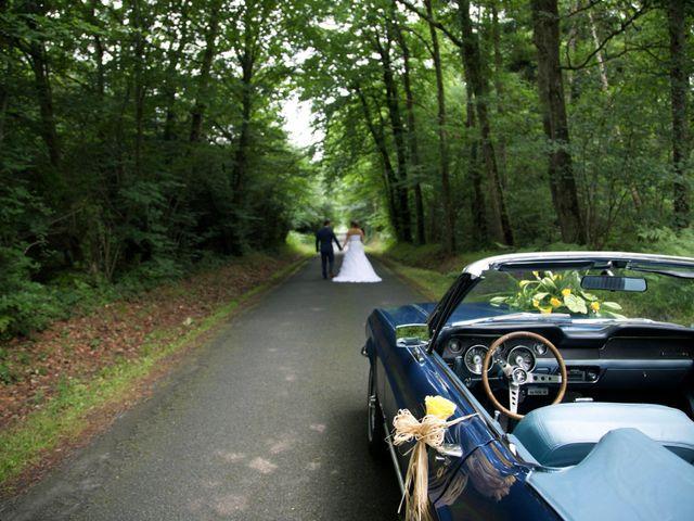 Le mariage de Corentin et Amandine à Bretteville-sur-Laize, Calvados 28