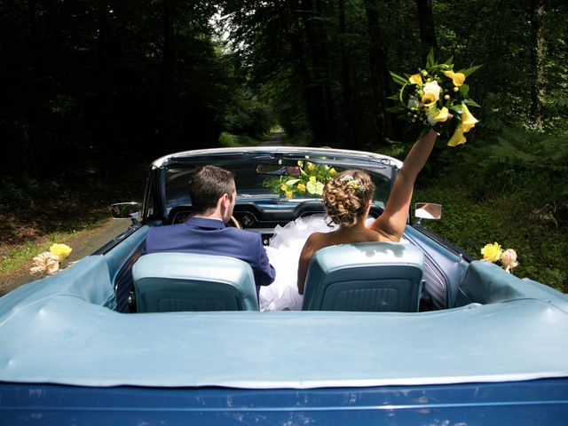 Le mariage de Corentin et Amandine à Bretteville-sur-Laize, Calvados 30