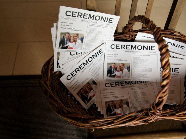 Le mariage de Corentin et Amandine à Bretteville-sur-Laize, Calvados 37
