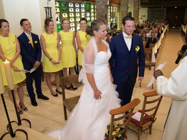 Le mariage de Corentin et Amandine à Bretteville-sur-Laize, Calvados 40
