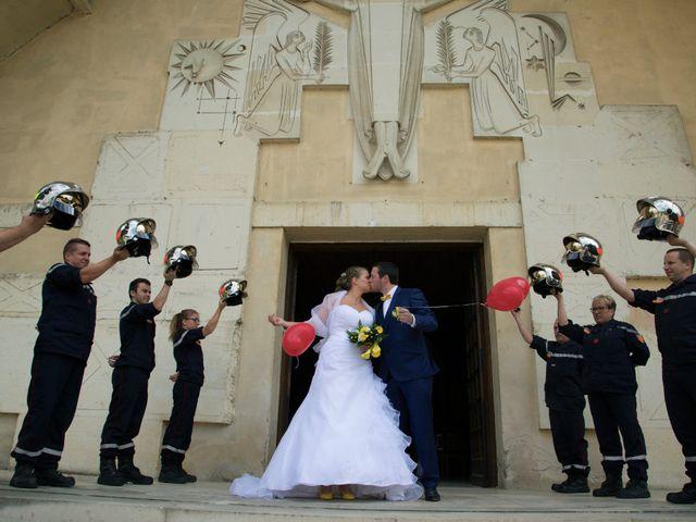 Le mariage de Corentin et Amandine à Bretteville-sur-Laize, Calvados 42