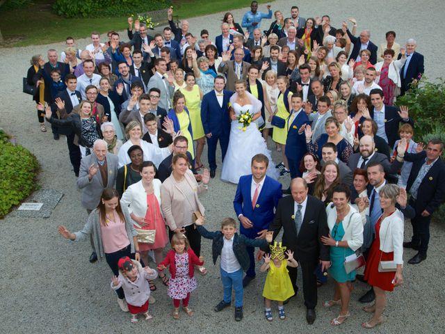 Le mariage de Corentin et Amandine à Bretteville-sur-Laize, Calvados 49