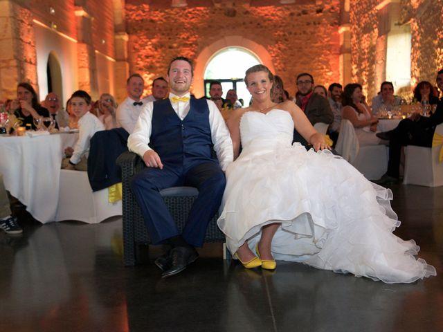Le mariage de Corentin et Amandine à Bretteville-sur-Laize, Calvados 55