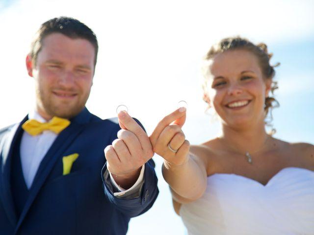 Le mariage de Corentin et Amandine à Bretteville-sur-Laize, Calvados 63