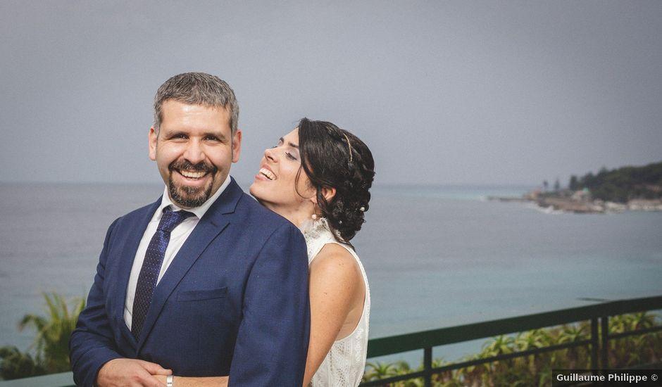Le mariage de Yves et Hélène à Menton, Alpes-Maritimes