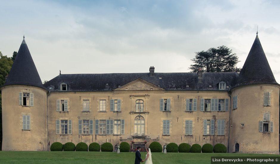 Le mariage de Louis et Marine à Sens-Beaujeu, Cher