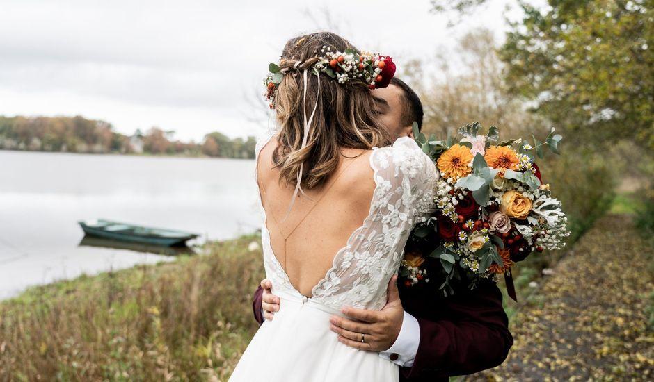 Le mariage de Erwann et Marine à Riaillé, Loire Atlantique
