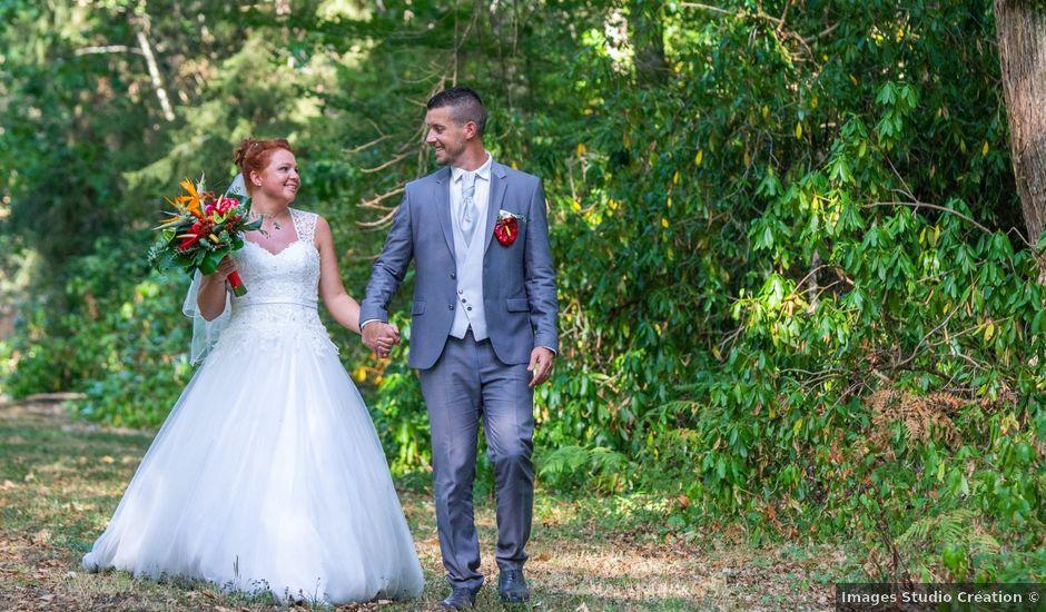 Le mariage de Alexandre et Cindy à Salbris, Loir-et-Cher