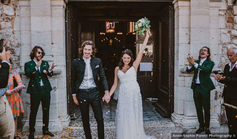 Le mariage de Corentin et Mathilde à Le Cannet, Alpes-Maritimes