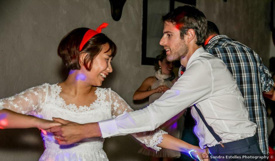Le mariage de Amaury et Yuna à Saint-Jean-du-Bruel, Aveyron