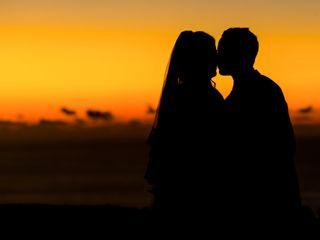 Le mariage de Angelique et Aldric