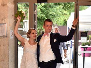 Le mariage de Gwladys et Mathieu 1