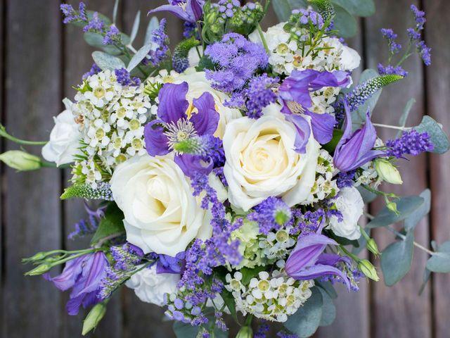 Le mariage de Nicolas et Sophie à Follainville-Dennemont, Yvelines 4