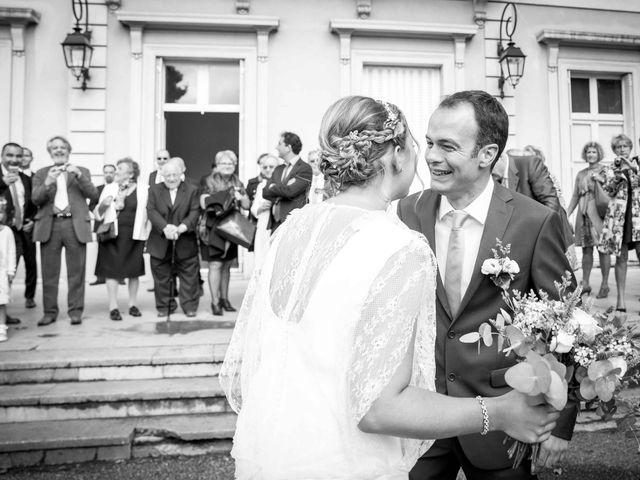 Le mariage de Nicolas et Sophie à Follainville-Dennemont, Yvelines 41