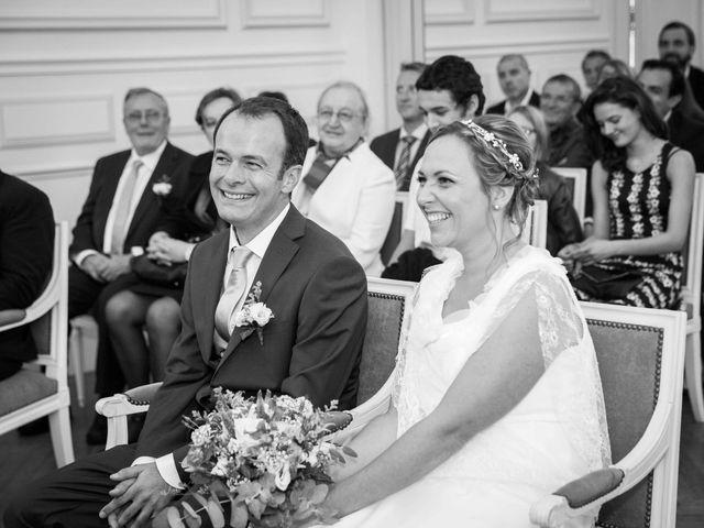 Le mariage de Nicolas et Sophie à Follainville-Dennemont, Yvelines 47