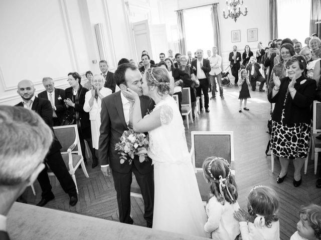 Le mariage de Nicolas et Sophie à Follainville-Dennemont, Yvelines 49