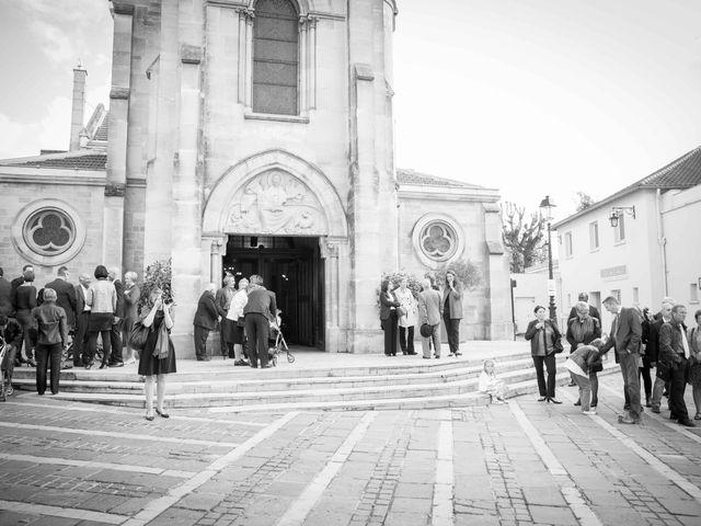 Le mariage de Nicolas et Sophie à Follainville-Dennemont, Yvelines 53