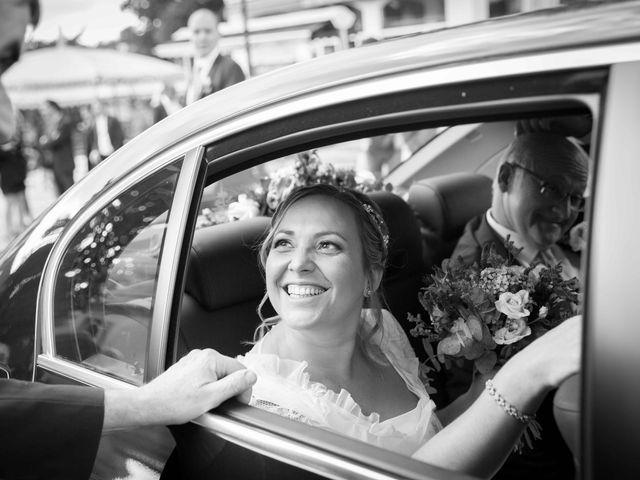 Le mariage de Nicolas et Sophie à Follainville-Dennemont, Yvelines 54