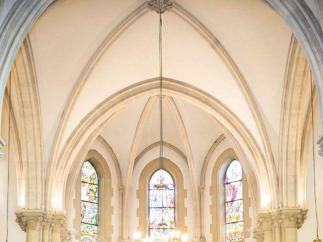 Le mariage de Nicolas et Sophie à Follainville-Dennemont, Yvelines 76