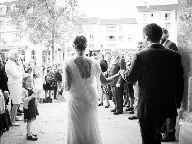Le mariage de Nicolas et Sophie à Follainville-Dennemont, Yvelines 77