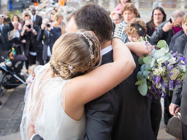 Le mariage de Nicolas et Sophie à Follainville-Dennemont, Yvelines 78