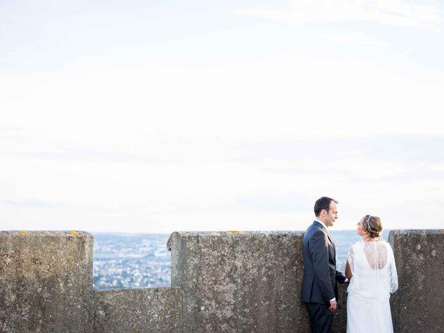 Le mariage de Nicolas et Sophie à Follainville-Dennemont, Yvelines 93