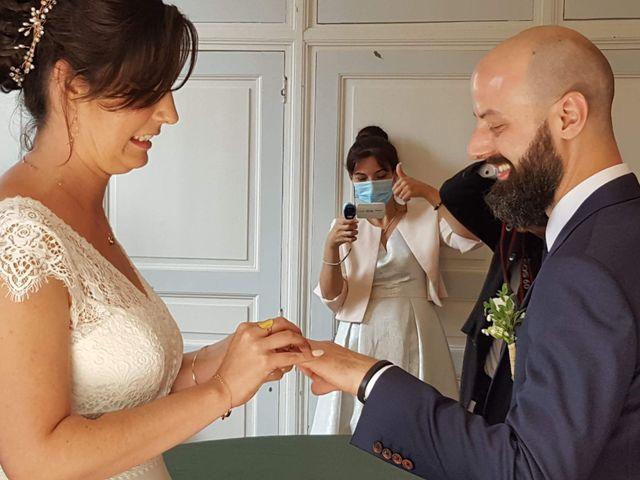 Le mariage de Thomas et Julie