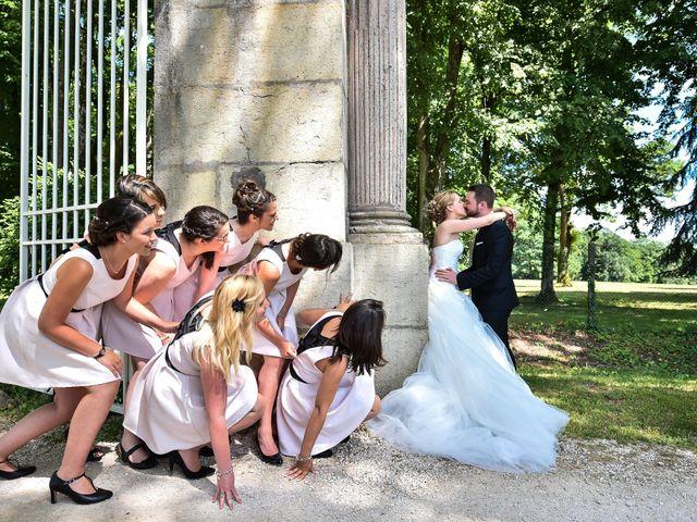 Le mariage de Gael et Lucile à Trouhans, Côte d'Or 8