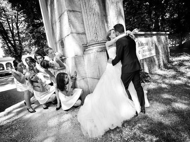 Le mariage de Gael et Lucile à Trouhans, Côte d'Or 10