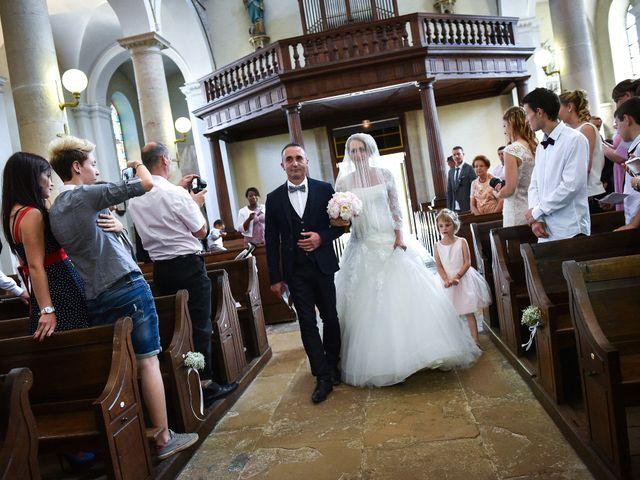 Le mariage de Gael et Lucile à Trouhans, Côte d'Or 16