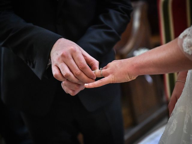 Le mariage de Gael et Lucile à Trouhans, Côte d'Or 18