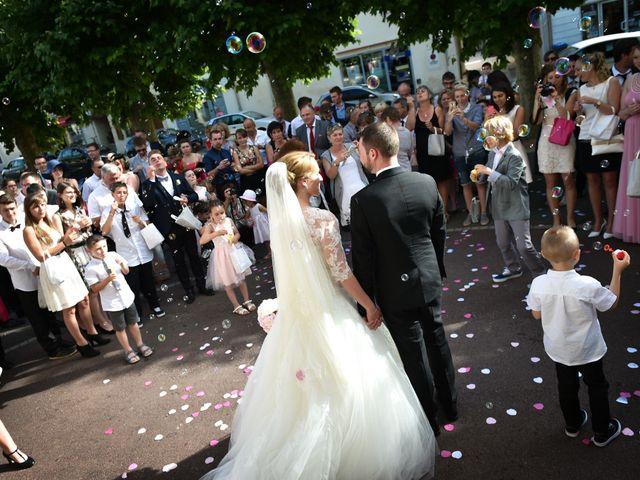 Le mariage de Gael et Lucile à Trouhans, Côte d'Or 25