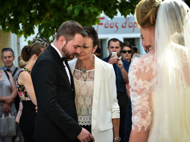 Le mariage de Gael et Lucile à Trouhans, Côte d'Or 26