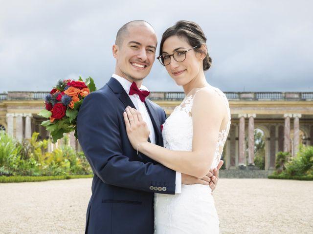 Le mariage de Caroline et Baptiste