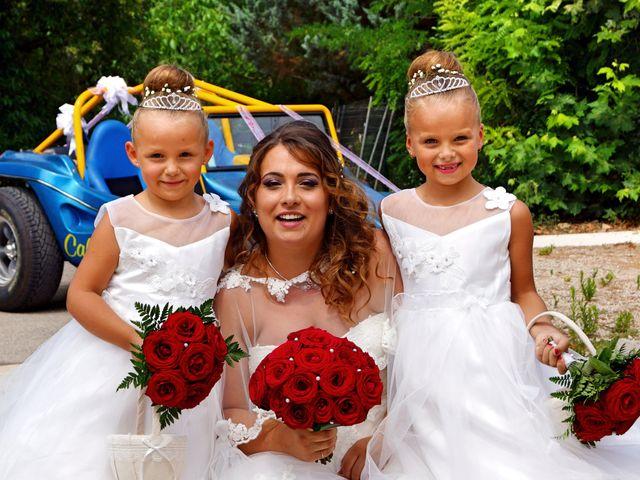 Le mariage de Sebastien et Roxanne à Brue-Auriac, Var 4