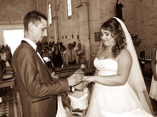 Le mariage de Sebastien et Roxanne à Brue-Auriac, Var 5