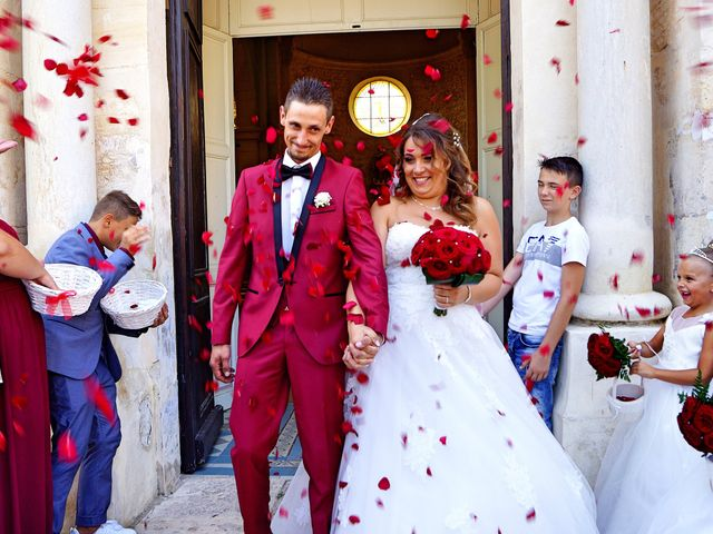 Le mariage de Sebastien et Roxanne à Brue-Auriac, Var 6