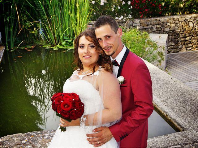 Le mariage de Sebastien et Roxanne à Brue-Auriac, Var 8