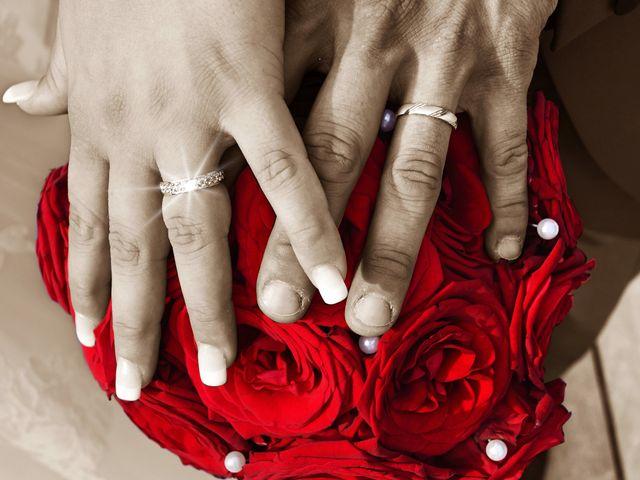 Le mariage de Sebastien et Roxanne à Brue-Auriac, Var 3