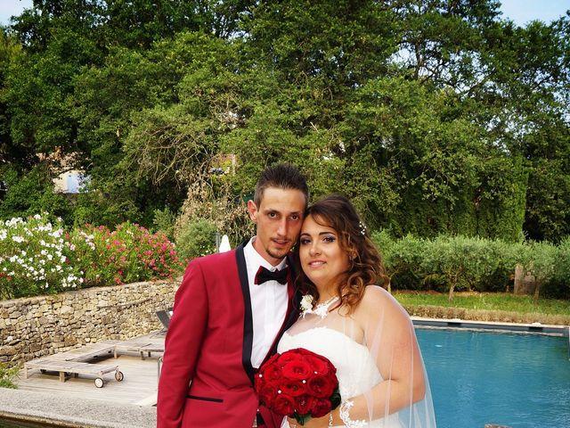Le mariage de Sebastien et Roxanne à Brue-Auriac, Var 11