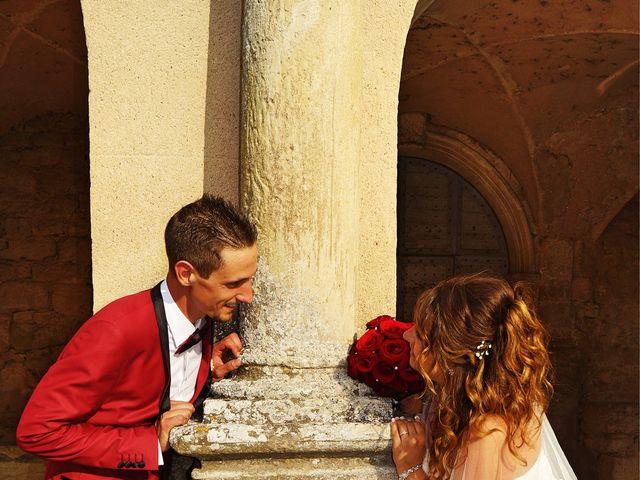 Le mariage de Sebastien et Roxanne à Brue-Auriac, Var 12
