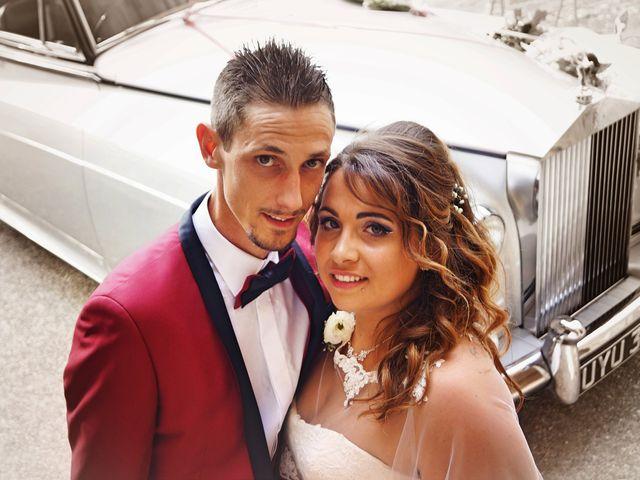 Le mariage de Sebastien et Roxanne à Brue-Auriac, Var 10
